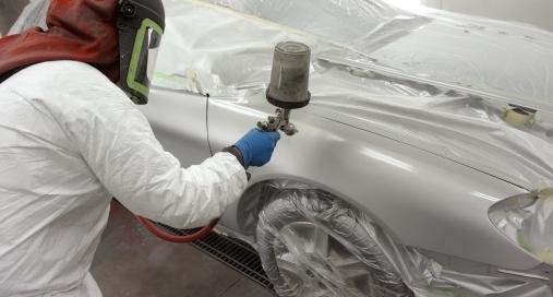 car body repair services